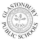 Glastonbury school system logo